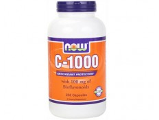 NOW - Vitamin C 1000mg. - 100 caps.