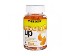 Weider - VITAMIN C UP ARANCIA 60 Gummies