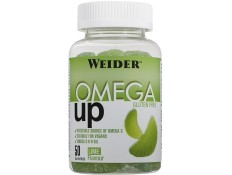 Weider - OMEGA UP LIME 50 Gummies