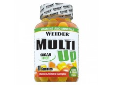 Weider - MULTIVIT UP 80 Gummies