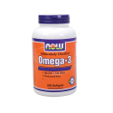 NOW - OMEGA-3 - 1000 mg. (180/120) - 100 perle