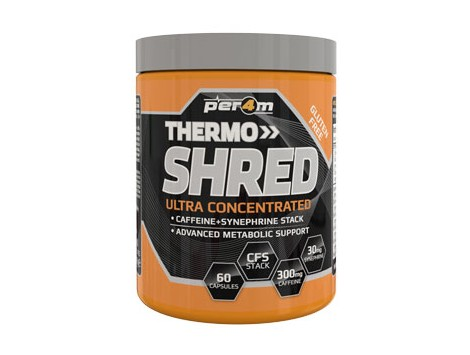 THERMO SHRED 60 caps.