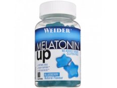 Weider - MELATONIN UPMIRTILLO 60 Gummies