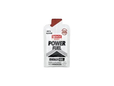 WHY - POWER FUEL