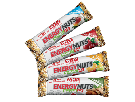 WHY - ENERGY NUTS