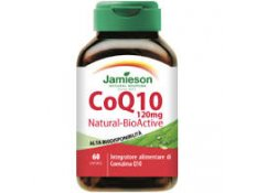 JAMIESON - CO Q10 120 mg. - 60 Cps.