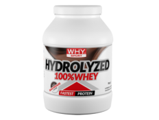 WHY - HYDROLIZED 100% 750g