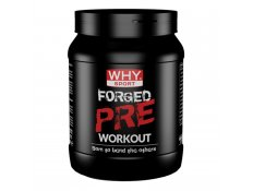 WHY SPORT - FORGED PRE WORKOUT - 300 gr.
