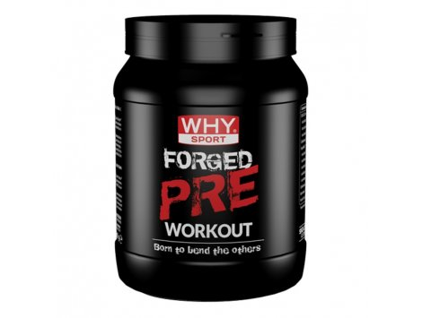 WHY - FORGED PRE WORKOUT 300 g