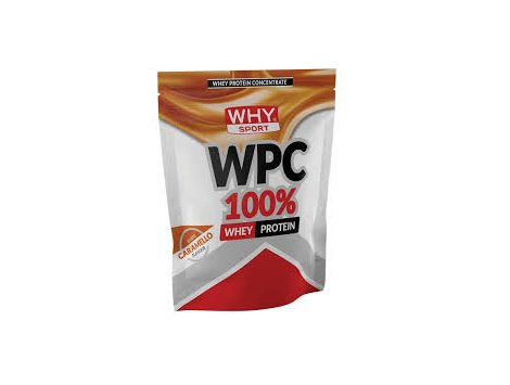 WHY - WPC 100% WHEY - 1 kg.
