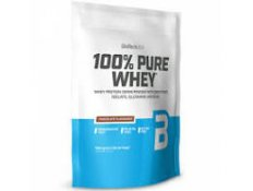 BIOTECH USA - 100% PURE WHEY - 454 gr.