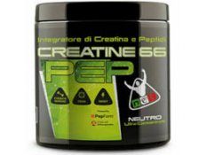 NET INTEGRATORI - CREATINE PEP - 128 gr. NEUTRO