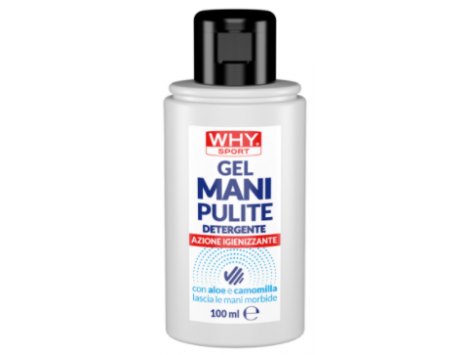 WHY - MANI PULITE CLEAN HANDS 100 ml