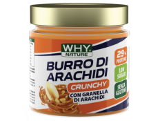 WHY - BURRO ARACHIDI CRUNCHY