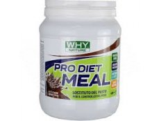 WHY NATURE  - PRO DIET MEAL