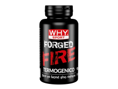 WHY SPORT - FORGED FIRE - 90 Cpr.