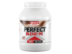 WHY SPORT - PERFECT BLEND 90 - 750 gr.