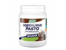 WHY NATURE - SOSTITUTIVO PASTO SHAKE - 480 gr.