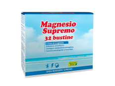 NATURAL POINT - MAGNESIO SUPREMO - 32 bustine