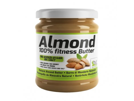 DAILY LIFE - ALMOND 100% FITNESS BUTTER -  250 gr.