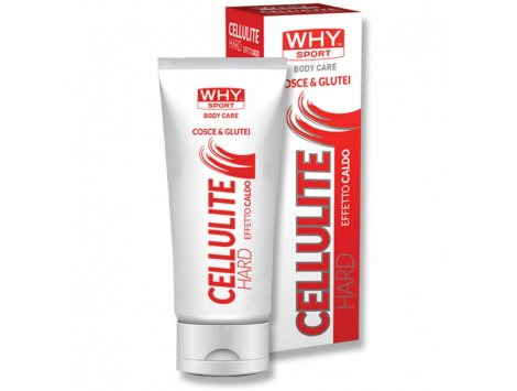 WHY -  BODY CARE CELLULITE HARD 200 ml