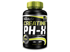 BIOTECH USA - Creatine PH-X - 90 cps.