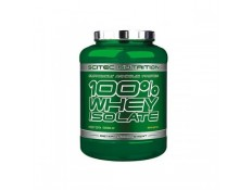 SCITEC - 100% Whey Isolate - 700 gr.