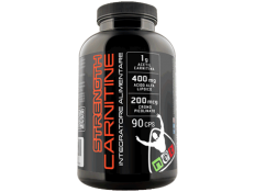 NET - STRENGTH CARNITINE - 90 caps.