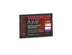 +WATT - WARM UP PUMP - bustina da 25 gr.